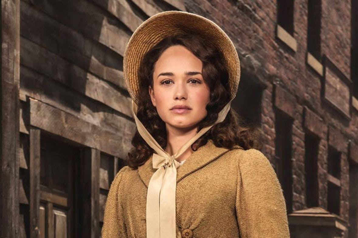 Rose Williams as Charlotte in Sanditon