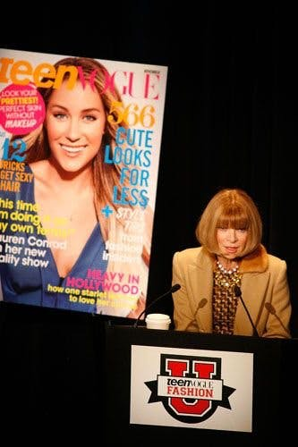 Anna Wintour: A Life In Pictures