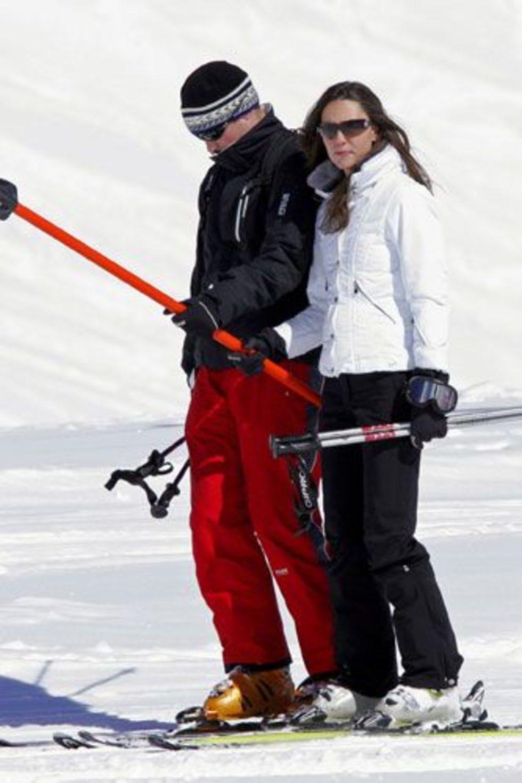 Winter Getaways: A-list Winter Getaways: Celebrity Holiday Photos