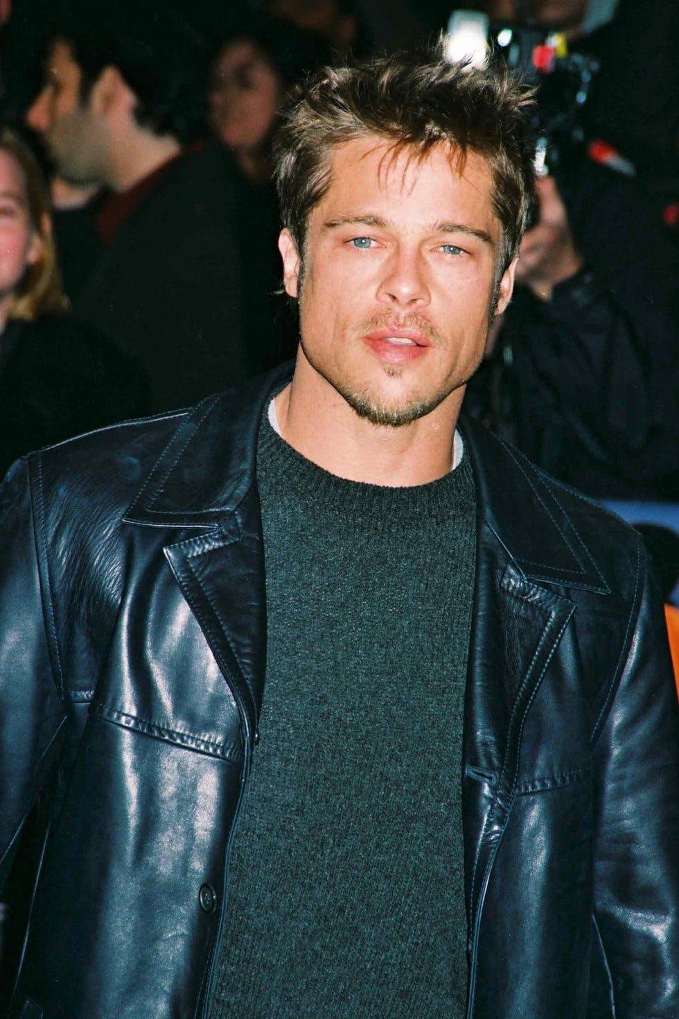 Brad Pitt turns 50