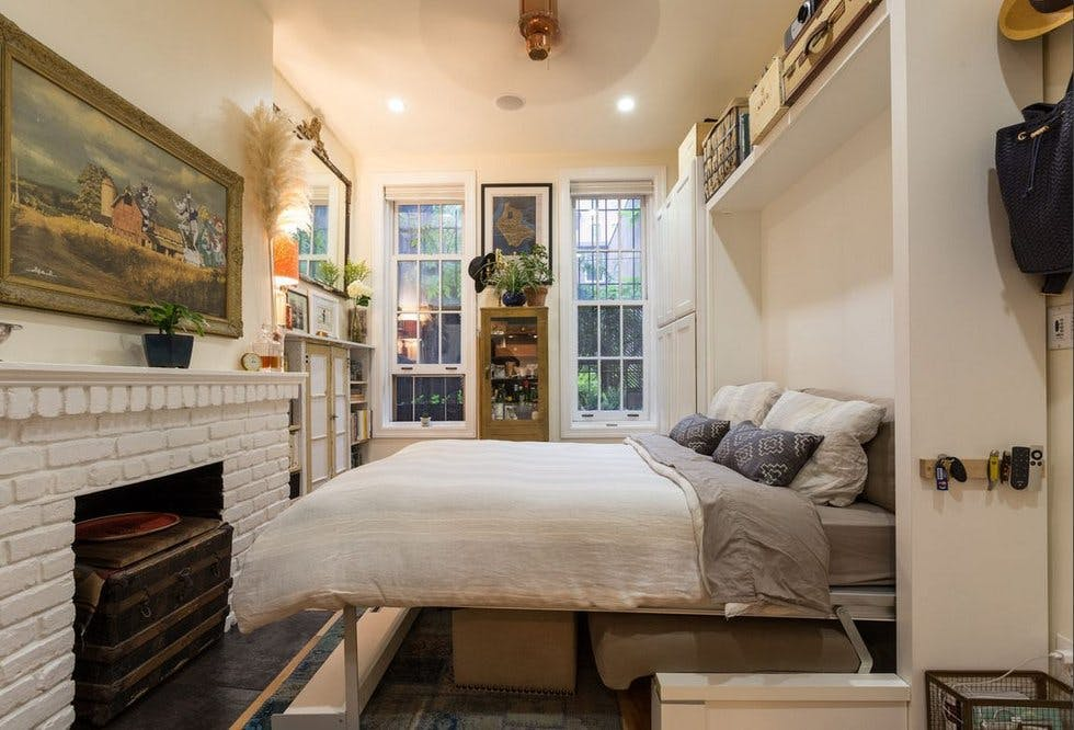 The most stylish small space apartments studios and lofts - Pictures of studio apartments ...