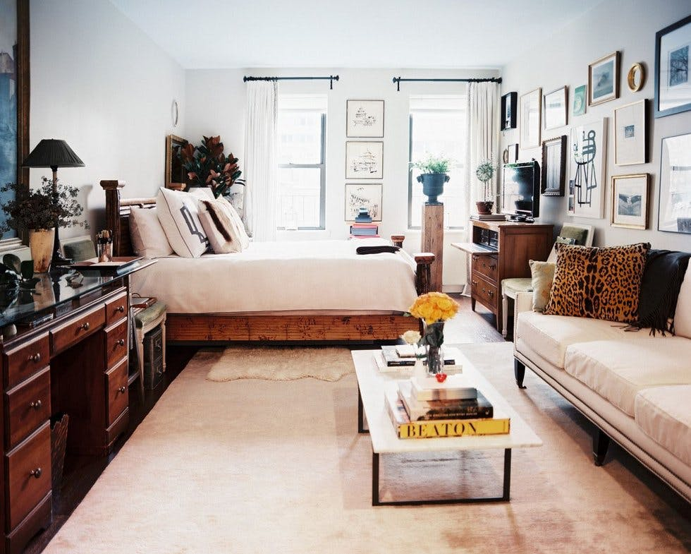 The most stylish small space apartments, studios and lofts ...