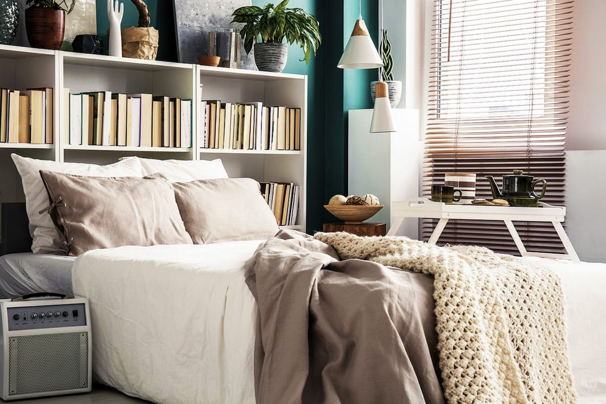 . The most beautiful and stylish small bedrooms to inspire city dwellers