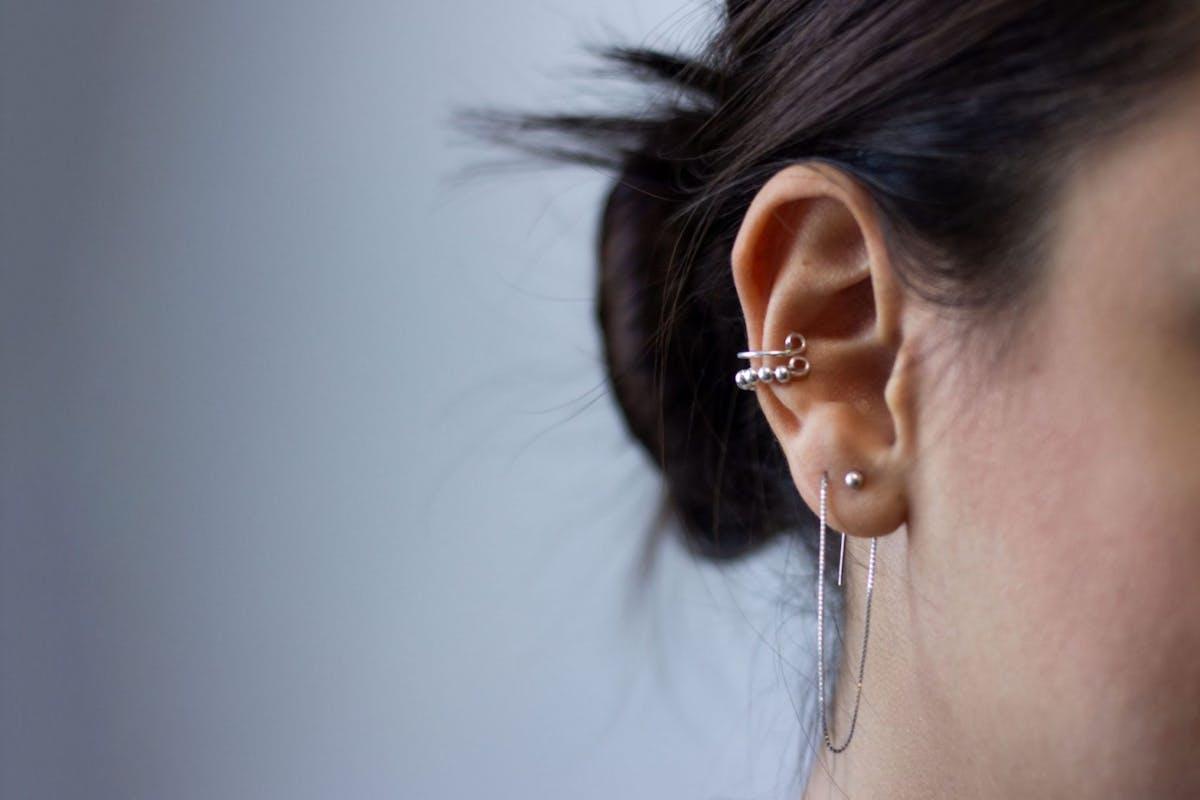delicate earring ideas