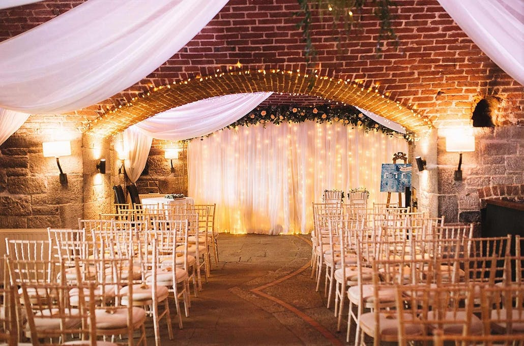 Unusual wedding venues in the UK: from treehouses and