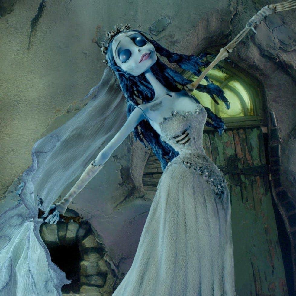 Corpse Bride Halloween Costume Diy.Iconic Costume Ideas For Halloween Inspired By Tim Burton Films