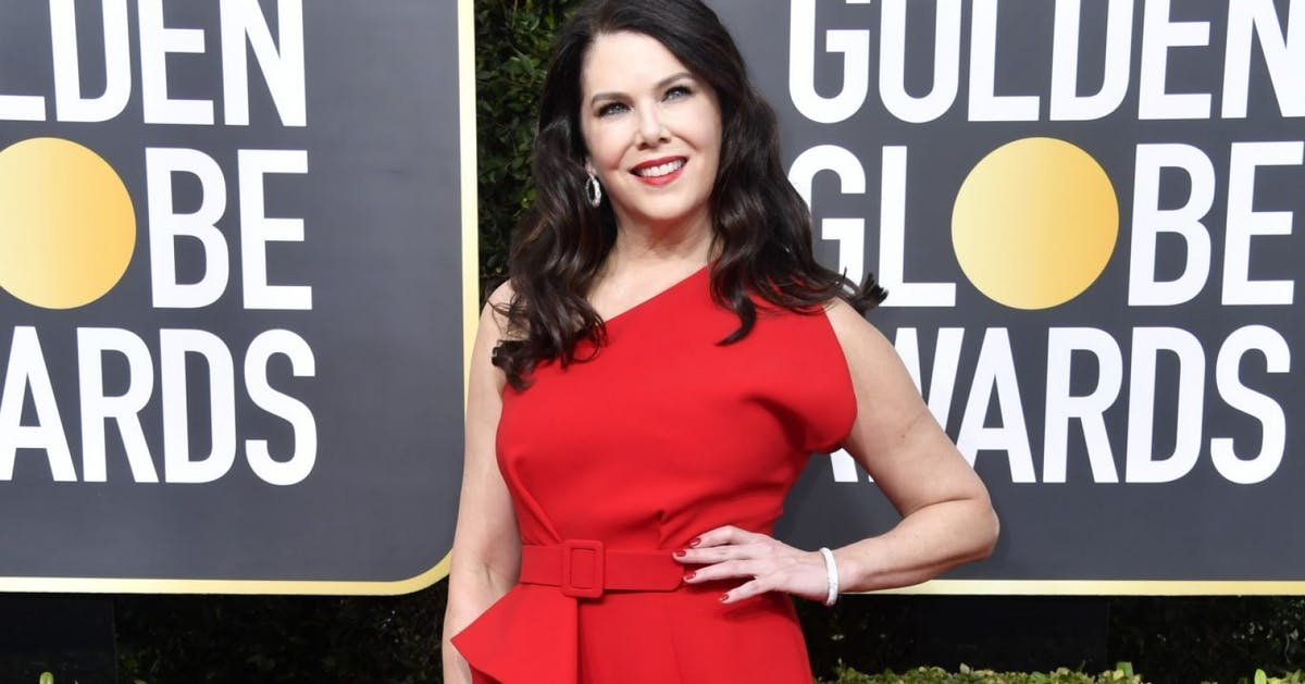 Lauren Graham – aka Lorelai Gilmore – opens up about finding love with co-star