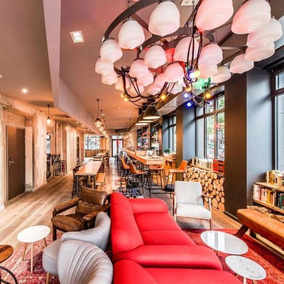 The World S Most Luxurious Hostels You Can Book From 9 A Night