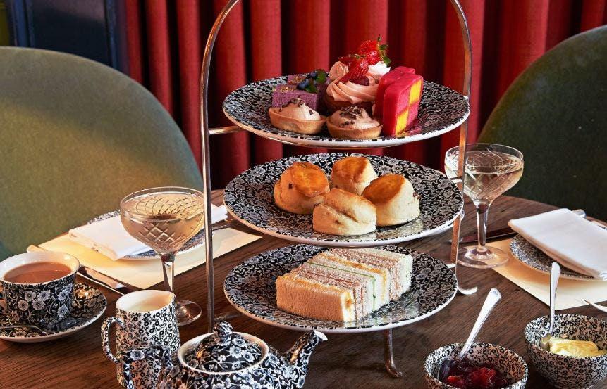 London's best affordable restaurants, hotels for afternoon tea