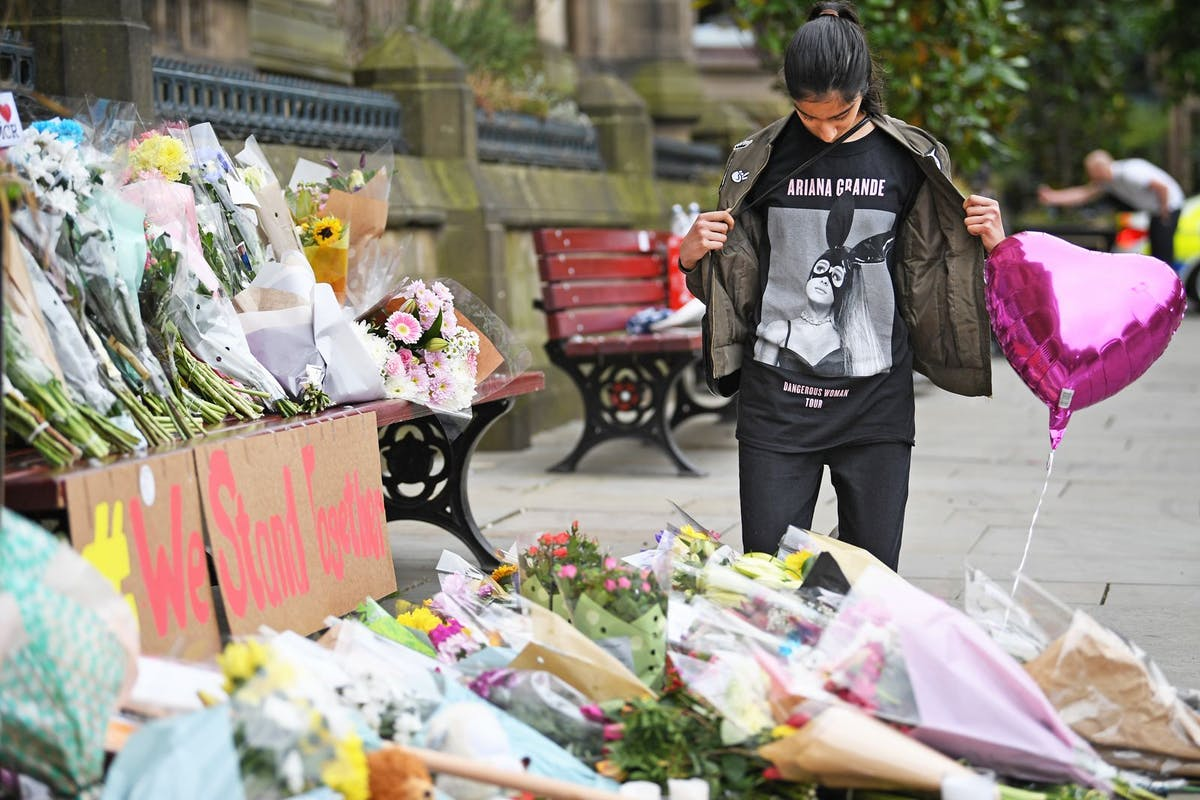 On 22 May 2017, a suicide bomber detonated themselves outside the Manchester Arena as teenagers, and mothers with their children, left an Ariana Grande concert.