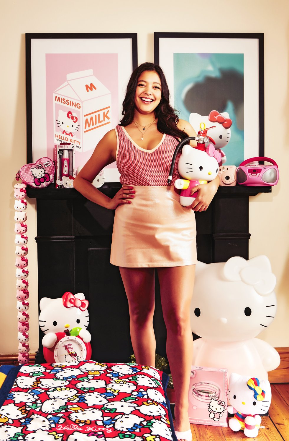 Atomic Kitty: meet the women obsessed by Hello Kitty