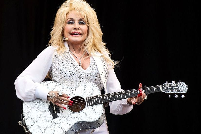 """""""If you can't be yourself, what can you be?"""" Dolly Parton shares her inspiring life lessons"""