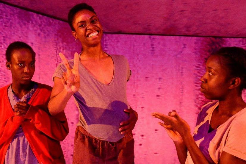 Girls by Theresa Ikoko at Soho Theatre