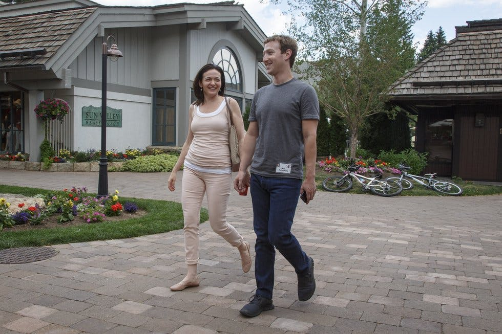 Sheryl Sandberg just highlighted the importance of ...