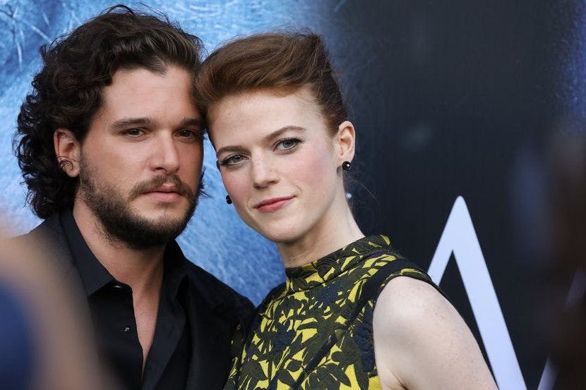 Kit Harington 'ruined' his own romantic proposal to Rose ...