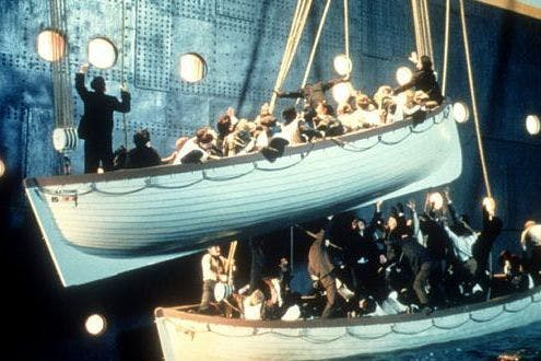 10 forgotten facts about titanic - Was the titanic filmed in a swimming pool ...