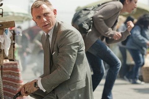 Can a Feminist Enjoy a James Bond Film?