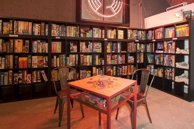 Board Game Cafe Brisbane