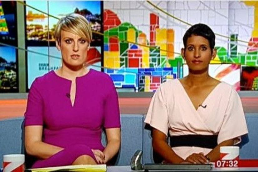 Viewers praise morning TV news for all-female presenters