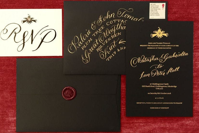 Printing Your Own Wedding Invitations: The Stylist Wedding Blog: How To Design And Print Your Own