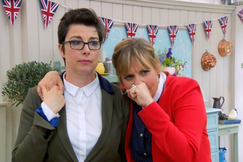 Great British Bake Off's Mel And Sue: Their Best Ever Quotes