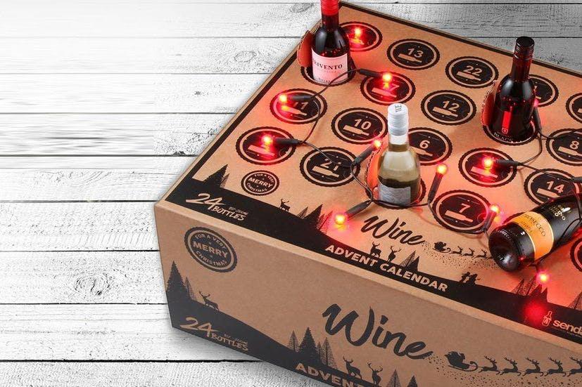 Virgin Wines Advent Calendar.Say Hello To This Epic Wine Advent Calendar