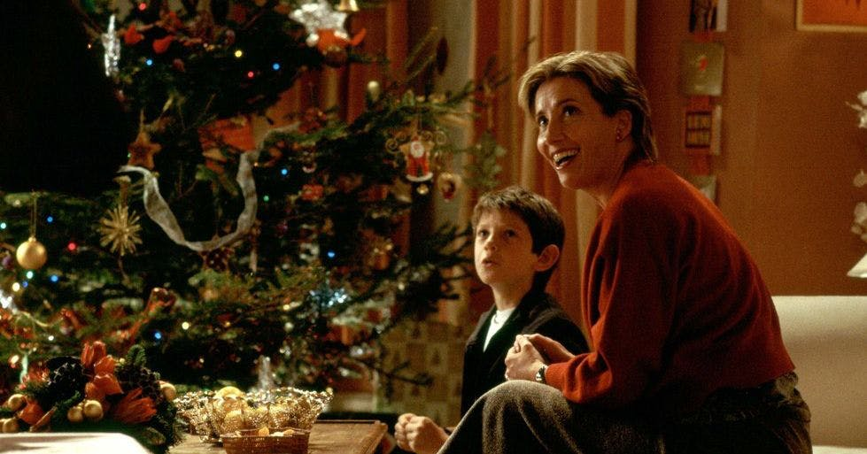 Emma Thompson watches Love Actually every Christmas like the rest of us