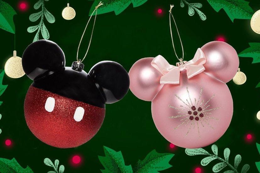 Primark Have Released A Range Of Disney Christmas Tree Baubles