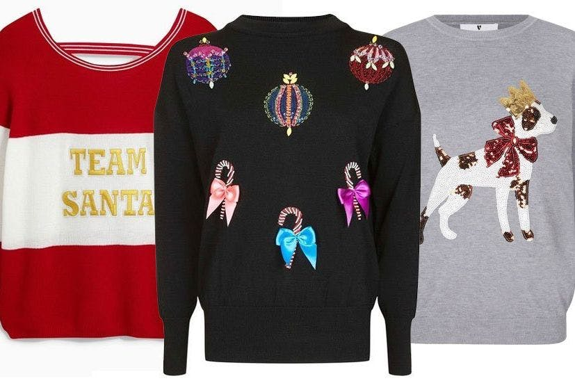 84924d4844aac 30 Christmas jumpers to suit every taste