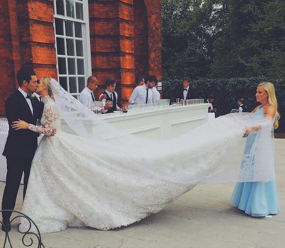 Play Who Did It Better Celebrity Wedding Dresses Thequiz