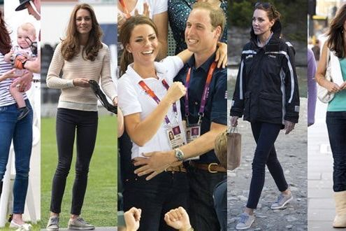 Kate Middleton\u0027s off,duty and casual looks