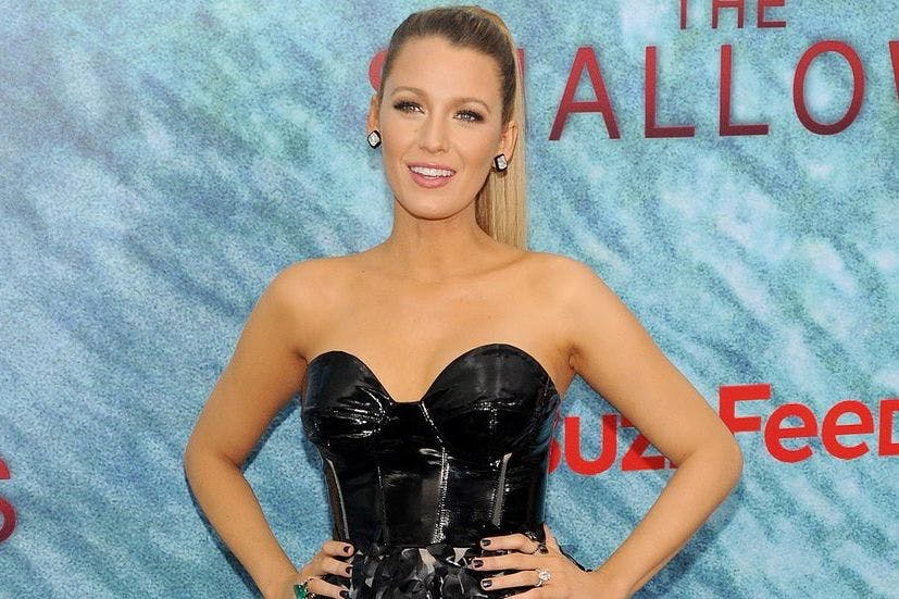 21a7fea0 Blake Lively's style evolution and red carpet fashion highlights