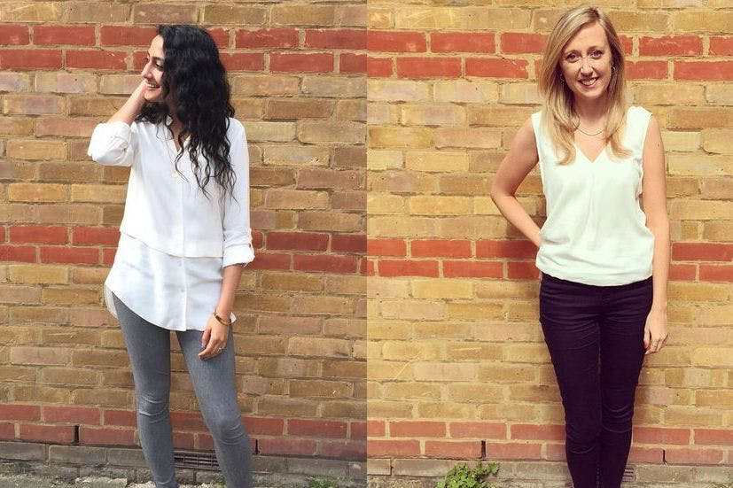 1164f110 The uniform challenge; We wore the same thing to work every day for a  month. Here's what we learnt…