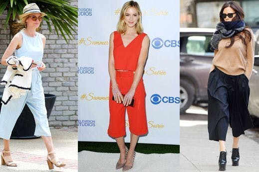 96201b3e Five simple ways to make culottes ridiculously flattering