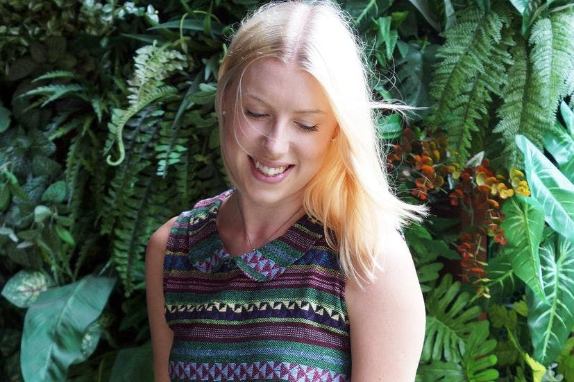 5116cbc7f Charity shopping tips from the ethical fashion blogger who rarely spends  more than £1 a go on her clothes