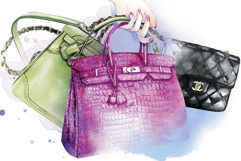 46c48325dd Hold onto your assets: some handbags are now more valuable than gold