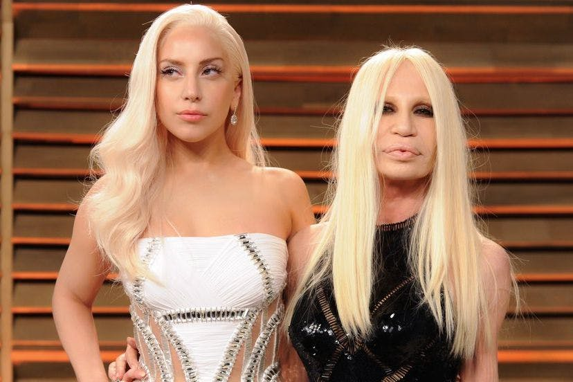 Lady Gaga To Star As Donatella Versace In American Crime Story