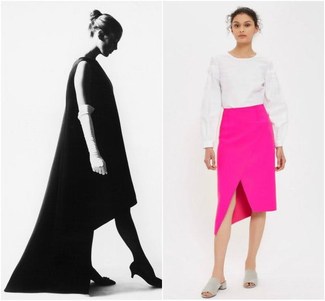 Five Items In Your Wardrobe That Were Inspired By Cristóbal Balenciaga