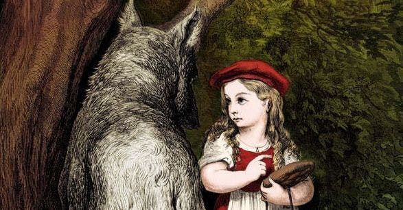 The Eight Darkest Fairy Tales
