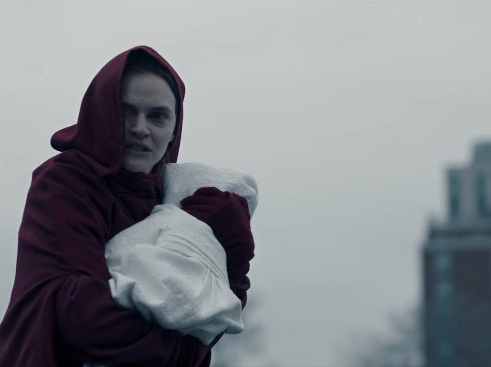 The Handmaid's Tale fans, here's what really happens to Janine in