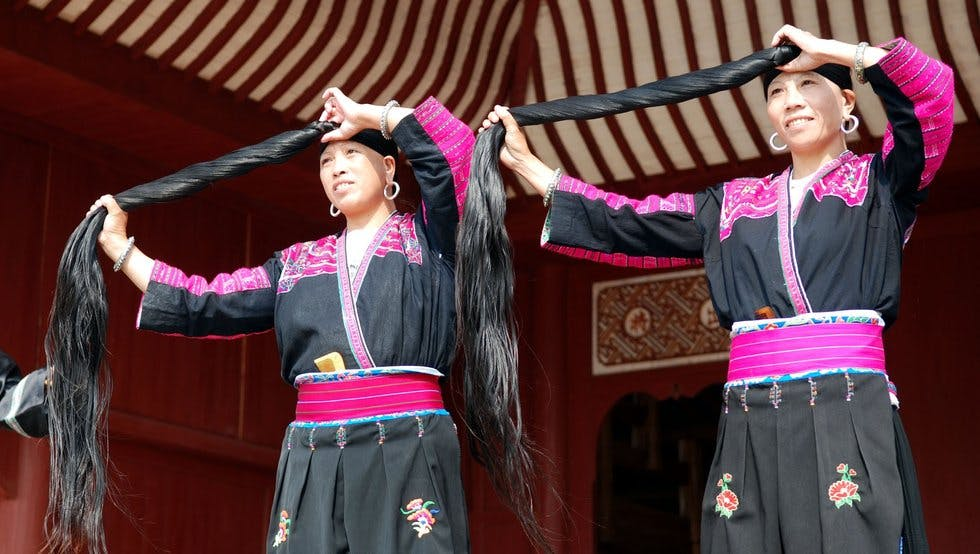 Wanita di suku Yao