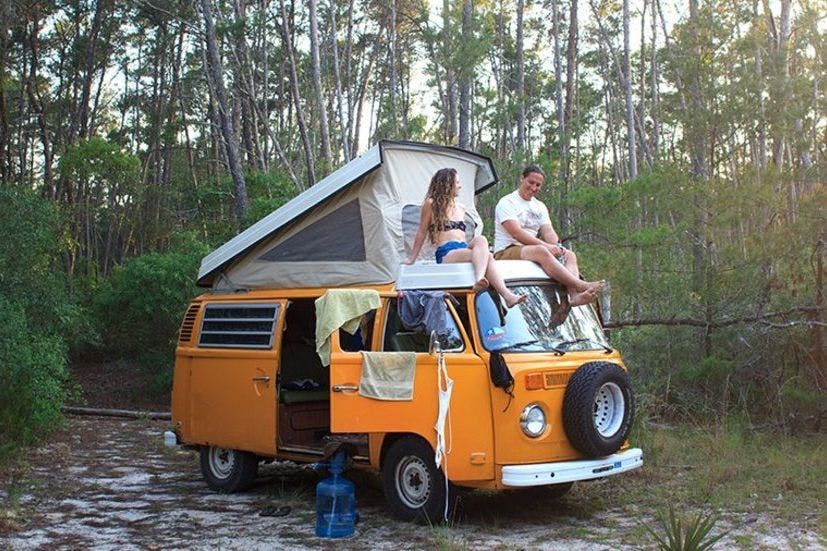 Van life: meet the couples who ditched the 9-5 for full-time