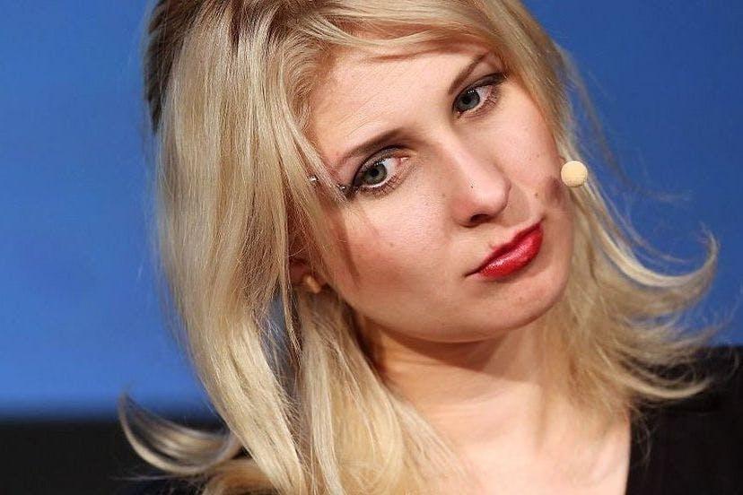Pussy Riot's Maria Alyokhina