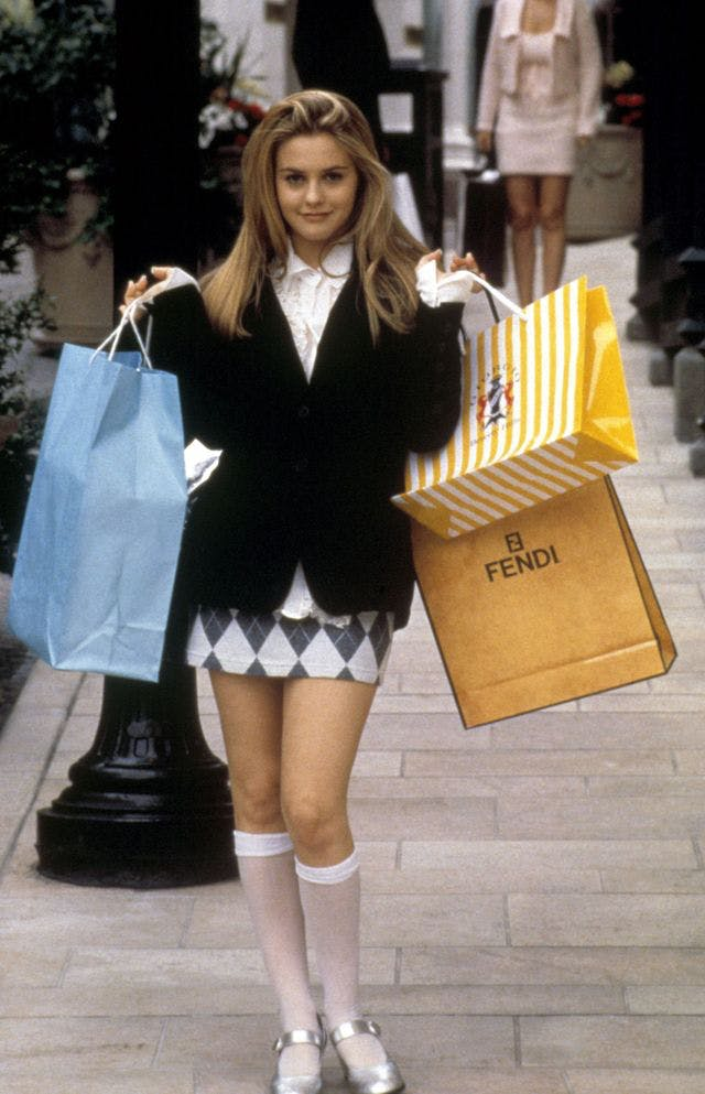 1ad7e9f44 The most fabulous fashion moments in Clueless