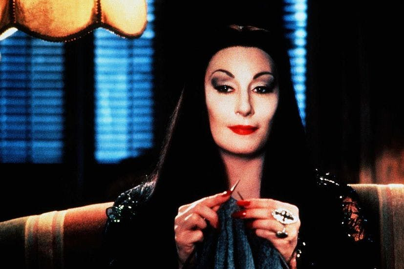 From feminism to BDSM: the powerful life lessons Morticia Addams taught us