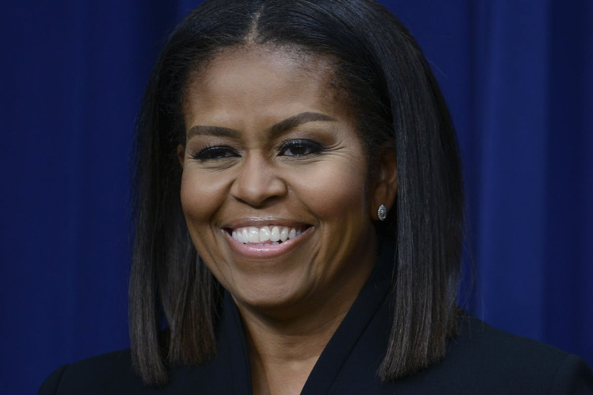 Michelle Obama's greatest life advice for women