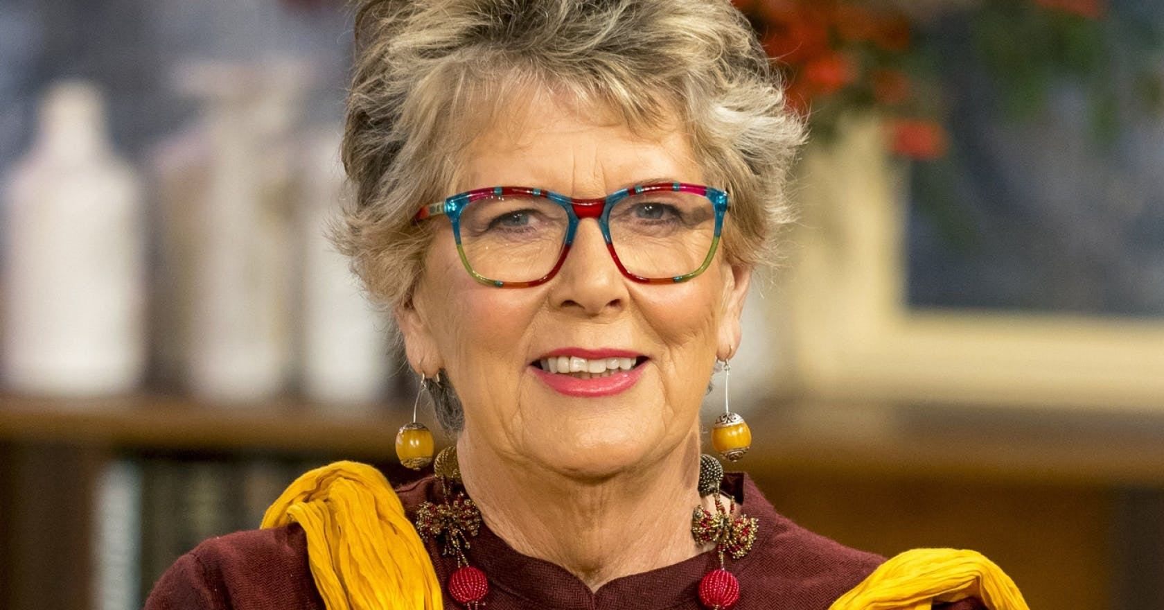 Prue Leith reveals why she found her GBBO Twitter mistake ...