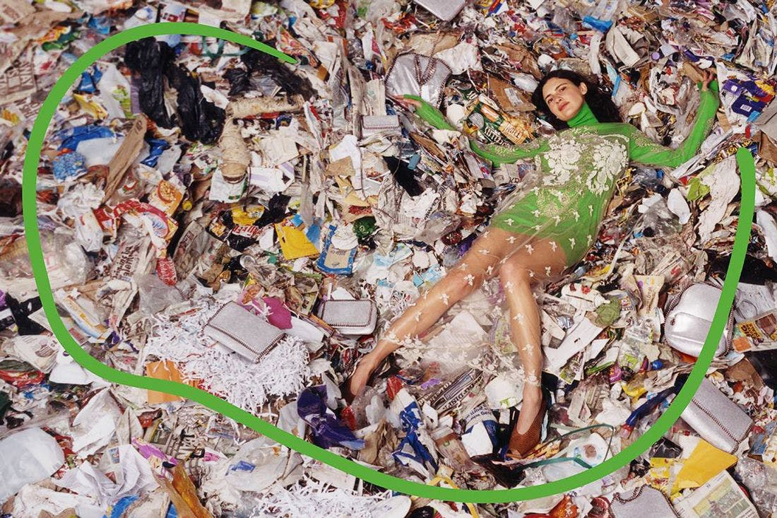 """5d65718d50 Stella McCartney calls for total change in """"wasteful, harmful"""" fashion  industry"""