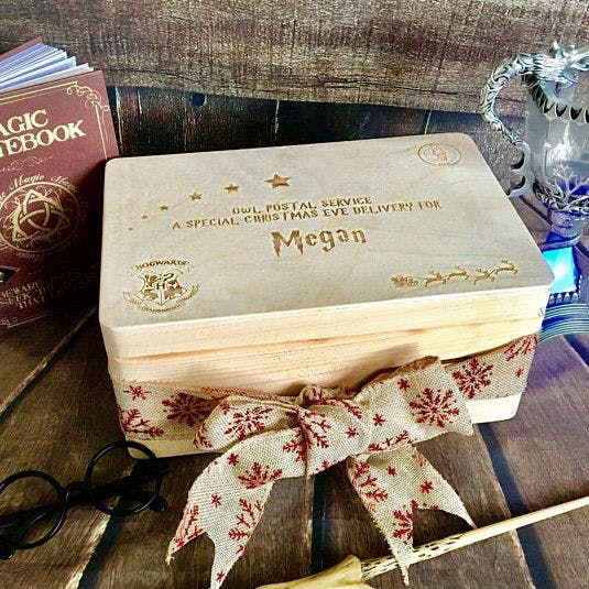 Harry Potter Christmas Gifts.The Ultimate Harry Potter Inspired Christmas Presents