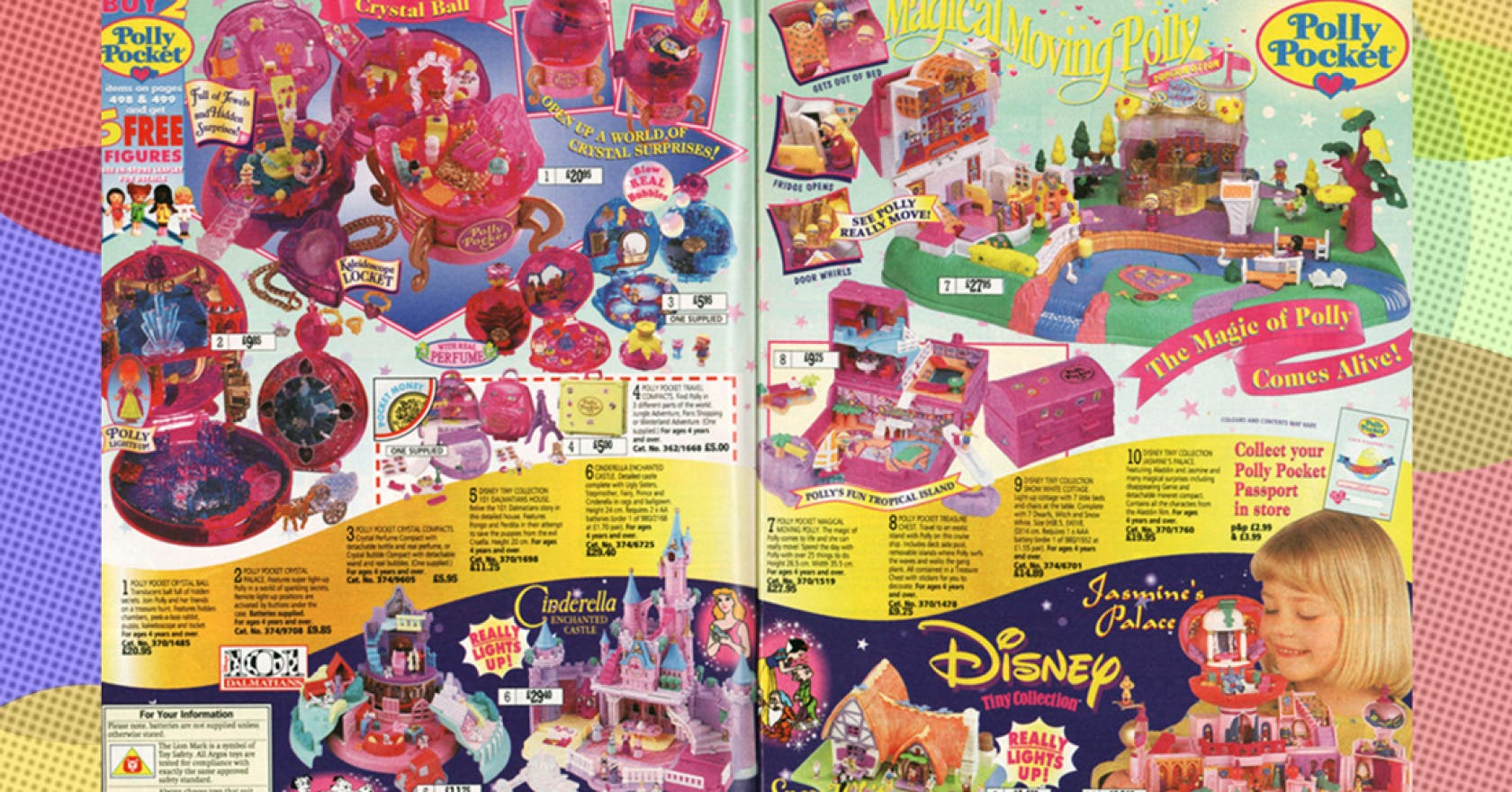 """A love letter to the Argos catalogues of my childhood"""""""